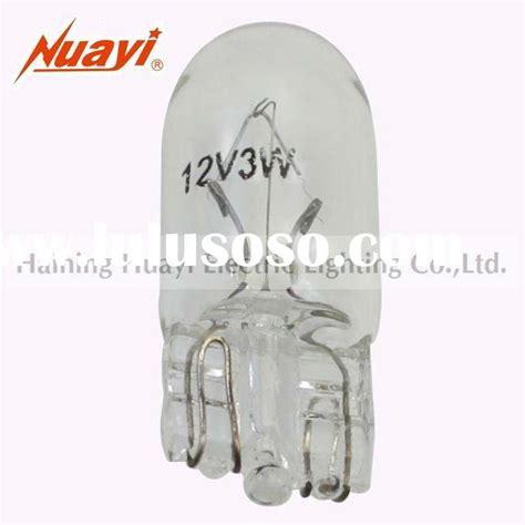 automotive bulb w5w auto miniature l t10 for sale
