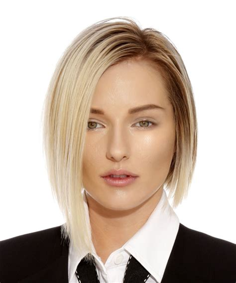 Bright Bob Hairstyles by Formal Bob Hairstyle Light Hair Color