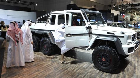 Mercedes 6x6 Usa by Mercedes 6x6 Will Be King Of Uae S Roads The National