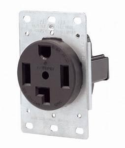 Range Replacement Plug Receptacles  Leviton 071