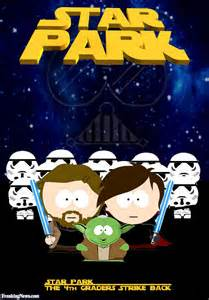 Star Wars South Park