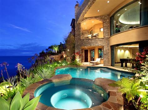 Beautiful Luxury Mansion California Most Houses