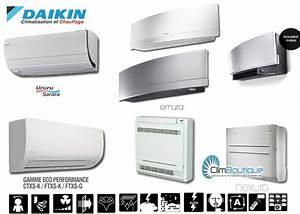 Chauffage Clim Reversible Prix : climatisations daikin climatiseur daikin ~ Premium-room.com Idées de Décoration