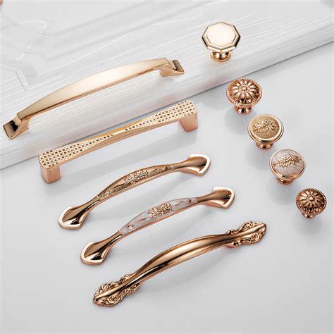 kitchen cabinet door knobs and handles gold door handles drawer knobs kitchen cabinet 9092