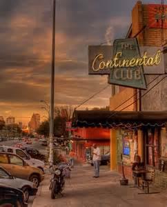 Continental Club Austin Texas