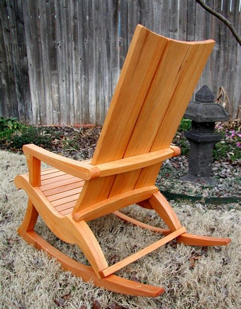 kidorondack childrens rocking chair adirondack style
