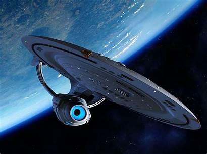 Trek Discovery 1701 Ncc Voyager Screencaps Enterprise