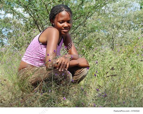 African Girl Picture