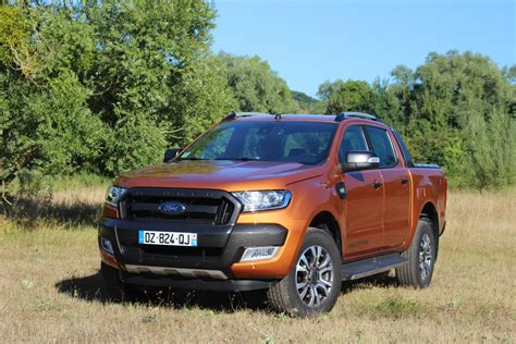 ford ranger 2016 essai vid 233 o ford ranger 2016 force sp 233 ciale
