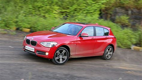 2013 Bmw 1 Series 118d India Road Test Review