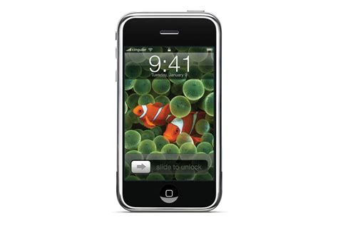 original iphone 2007 album macworld