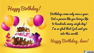 50 Happy Birthday Images For Him With Quotes - iLove Messages