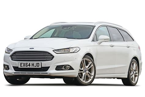 Ford Mondeo Estate 2019 Review
