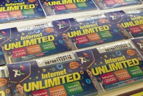 1.11 paket chat whatsapp sepuasnya tanpa internet. Paket Xl Unlimited Tanpa Kuota / Paket Internet Unlimited XL Sudah Tidak Ada, Gantinya ...