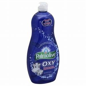 Ultra Palmolive Oxy Plus Power Degreaser Concentrated Dish ...