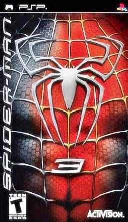 spider man  usa psp iso