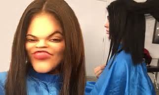 Kylie Jenner Documents Haircut In Fourteen Snapchat Videos