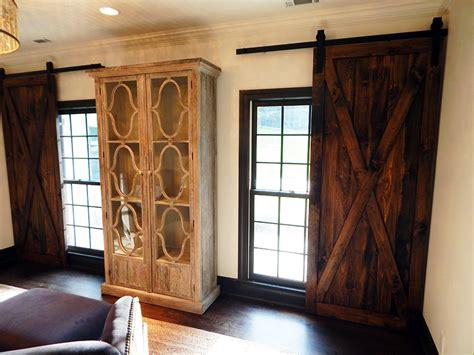 classic  brace plank barn door