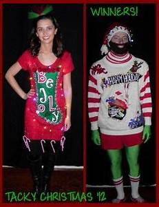 Tacky Christmas Party Ideas on Pinterest