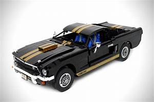 LEGO RC 1965 Ford Mustang GT 350-H | HiConsumption