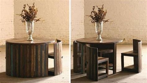 Dining Table For Small Spaces