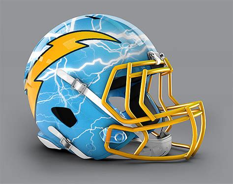 Check Out More Awesome Unofficial Alternate Nfl Helmets