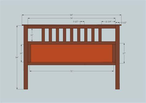 bookcase bed frame headboard plans woodworker magazine