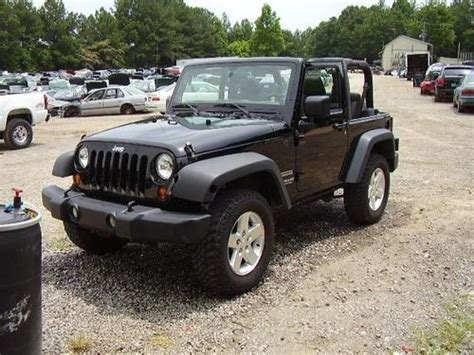 crashed jeep wrangler buy used 2012 jeep wrangler unlimited 2dr 22k salvage