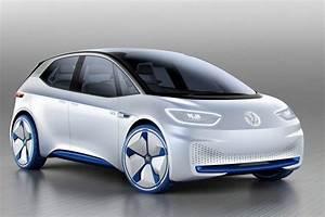 Voiture Electrique 2020 : volkswagen id concept la voiture lectrique de vw se d voile ~ Medecine-chirurgie-esthetiques.com Avis de Voitures