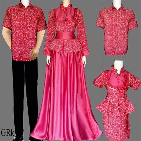 baju anak laki2 jual baju batik keluarga batik sarimbit v3