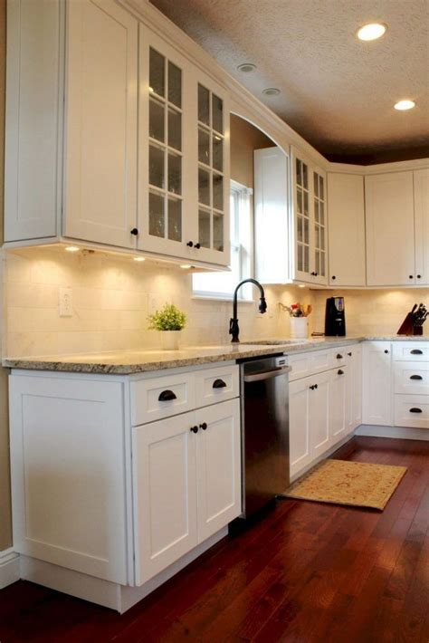 amazing white shaker cabinets kitchen ideas page