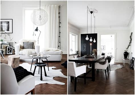 Fascinating Dining Room Design With Dark Wooden Dining