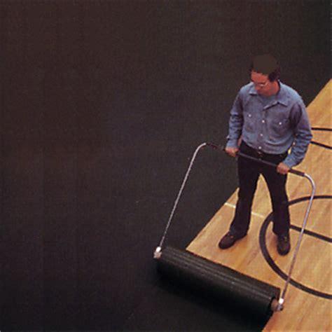 Gym Floor Protector is Wood Floor Covering by American