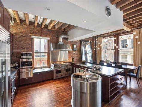 loft cuisine la deco loft yorkais en 65 images