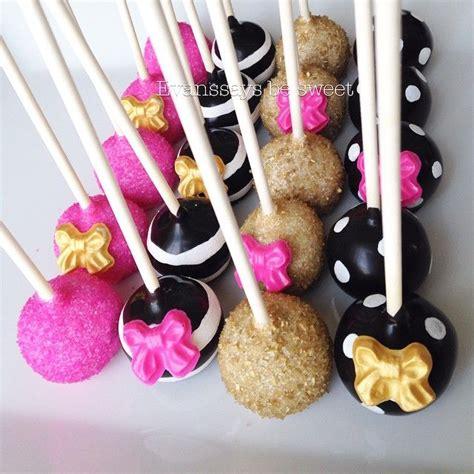kate spade inspired cake pops atevanssaysbesweet instagram