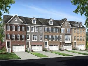 pictures townhouses with garages haddington floor plan in brick yard station two car garage
