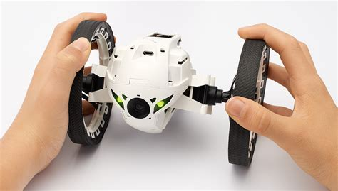 parrot minidrones review hands    jumping sumo  rolling spider expert reviews