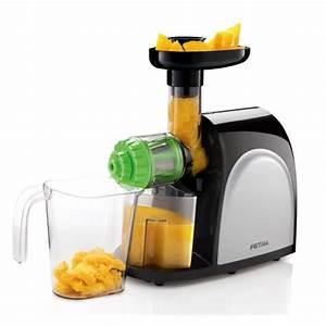 Appareil Pour Jus De Fruit : petra extracteur de jus slow juicer fg achat vente centrifugeuse cuisine cdiscount ~ Nature-et-papiers.com Idées de Décoration