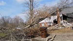 High-End EF1 Tornado Damage in Amelia, OH - YouTube