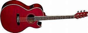 Washburn Ea9f Festival Acoustic Electric Guitar