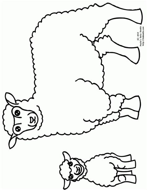 printable pictures  sheep  printable coloring