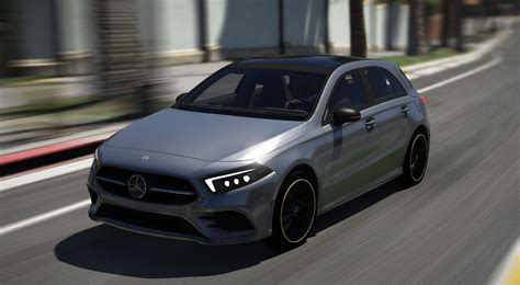 mercedes benz  class  add  gta modscom