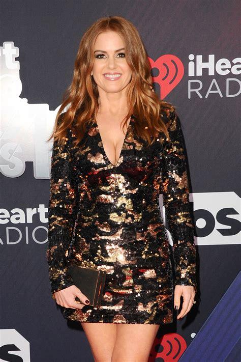 iHeartRadio Music Awards 2018 Isla Fisher