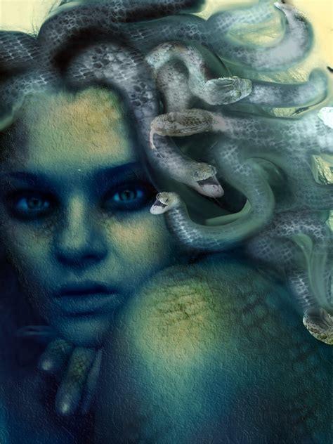Medusa - Greek Mythology: February 2011