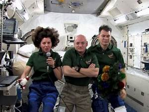 How Zero Gravity Affects Men and Women Differently - ABC News