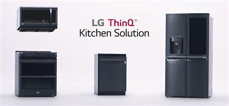 IOT Kitchen Appliances : LG Instaview ThinQ
