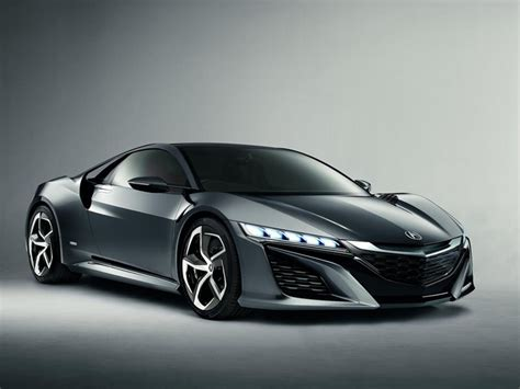 2019 Acura Nsx Release Date And Rumor  2018 Car Reviews