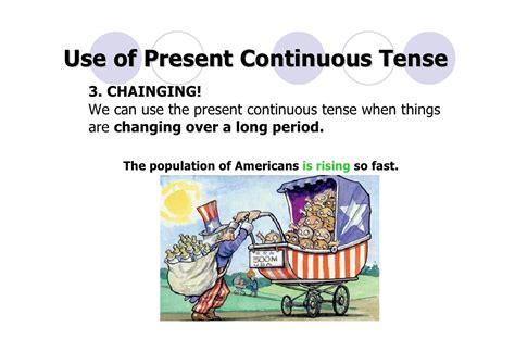 F2f Present Continuous