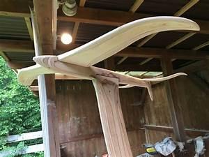 Surfboard Selber Bauen : ein hydrofoil selber bauen endstand 2017 ber das wasser fliegen mit einem kite bei leichtwind ~ Orissabook.com Haus und Dekorationen