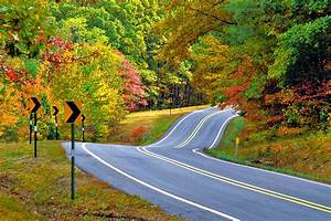 The Roads Less-Traveled: Not as Well Known Scenic Drives ...